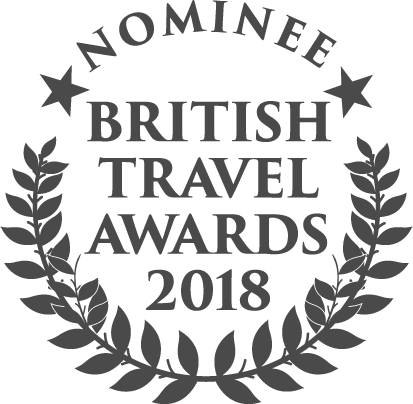 British Travel Awards 2018 Nominee