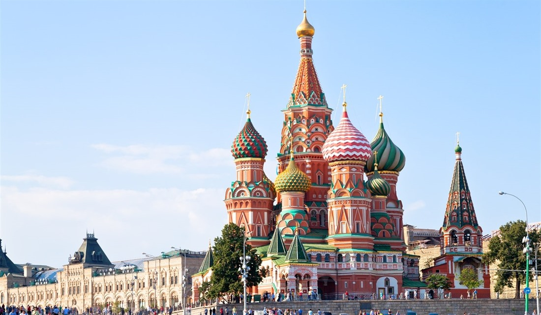Moscow or St Petersburg; where to visit in Russia? : Section 2