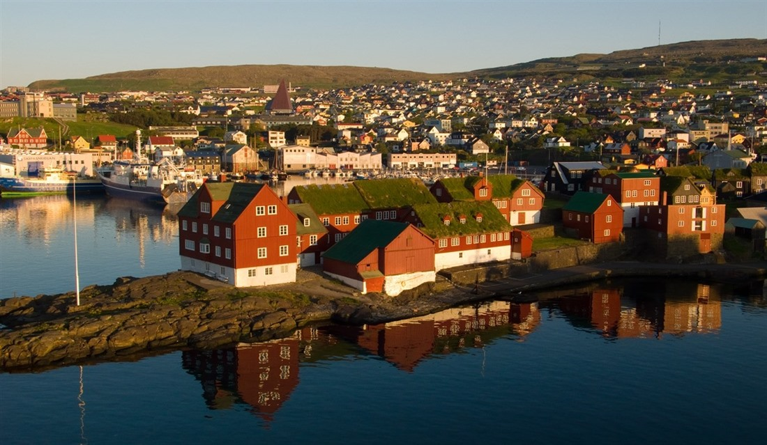 Birdwatching in the Faroe Islands : Section 3