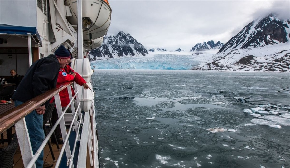 Epic Arctic cruises; the five best polar expedition holidays : Section 3