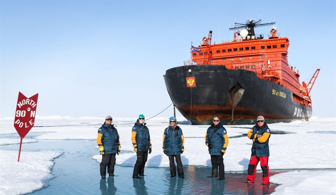Epic Arctic cruises; the five best polar expedition holidays : Section 7