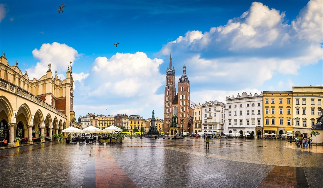The best places in Poland to visit : Section 10