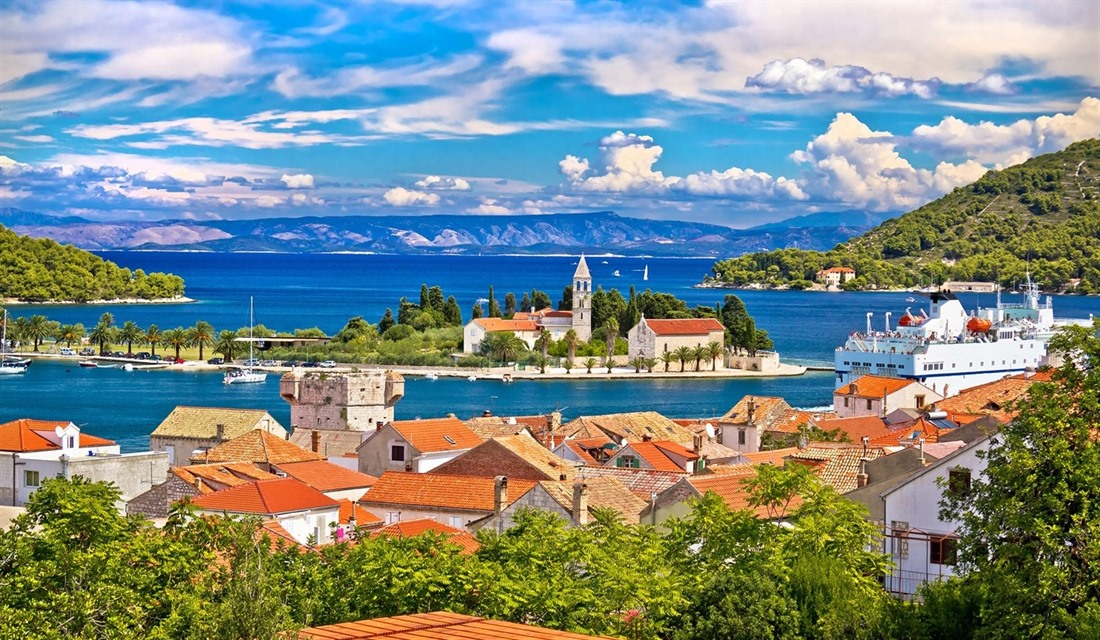 Top five islands in Croatia you've never heard of : Section 8