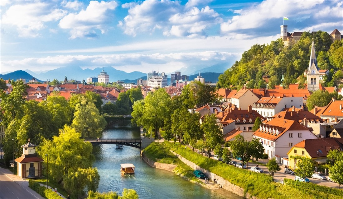 Five beautiful places to visit in Slovenia : Section 8