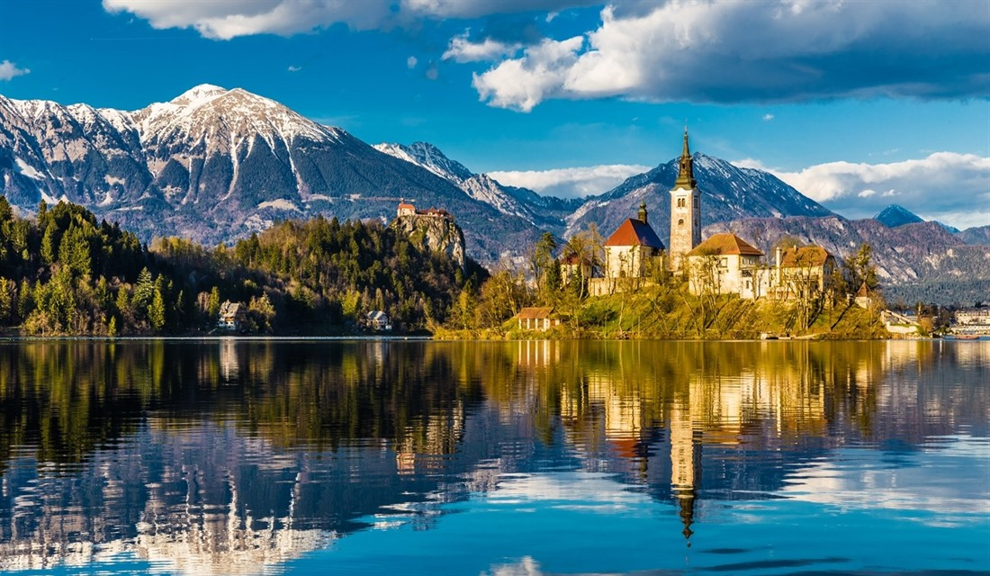 Five beautiful places to visit in Slovenia : Section 2