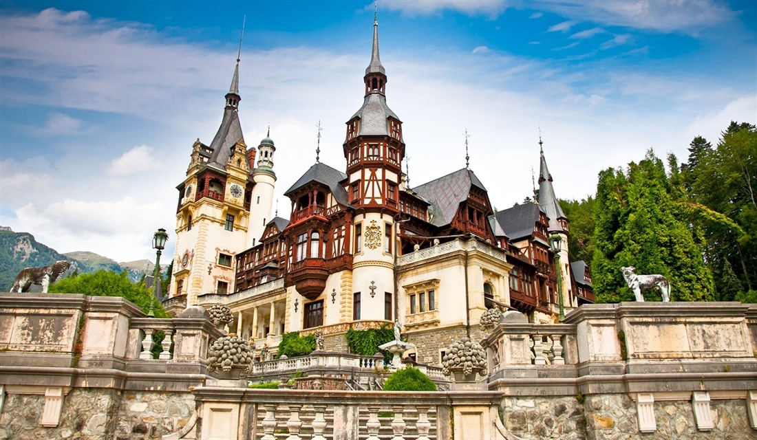 Five places in Romania you should visit : Section 4