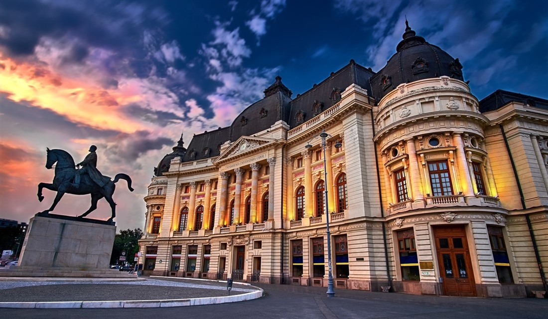 Five places in Romania you should visit : Section 10