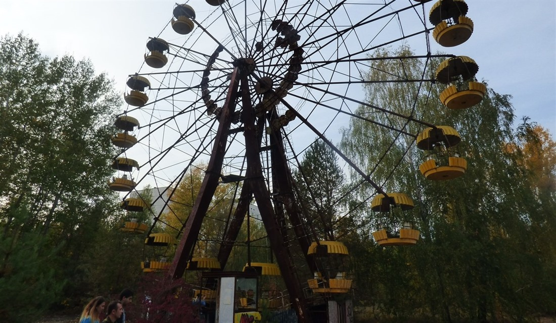 Chernobyl: inside Ukraine's most intriguing tourist site : Section 6