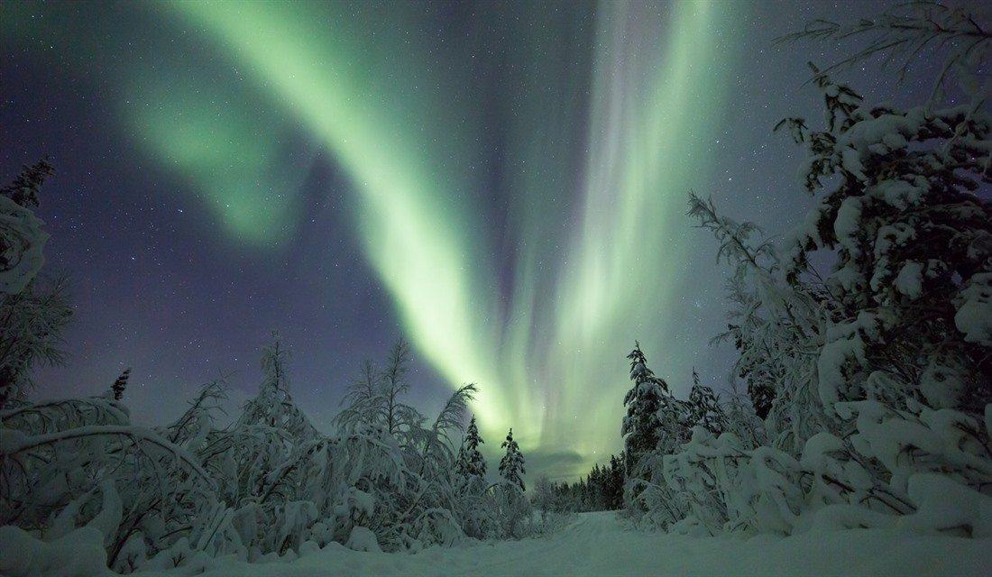 Five of the best winter activities in Finnish Lapland : Section 7