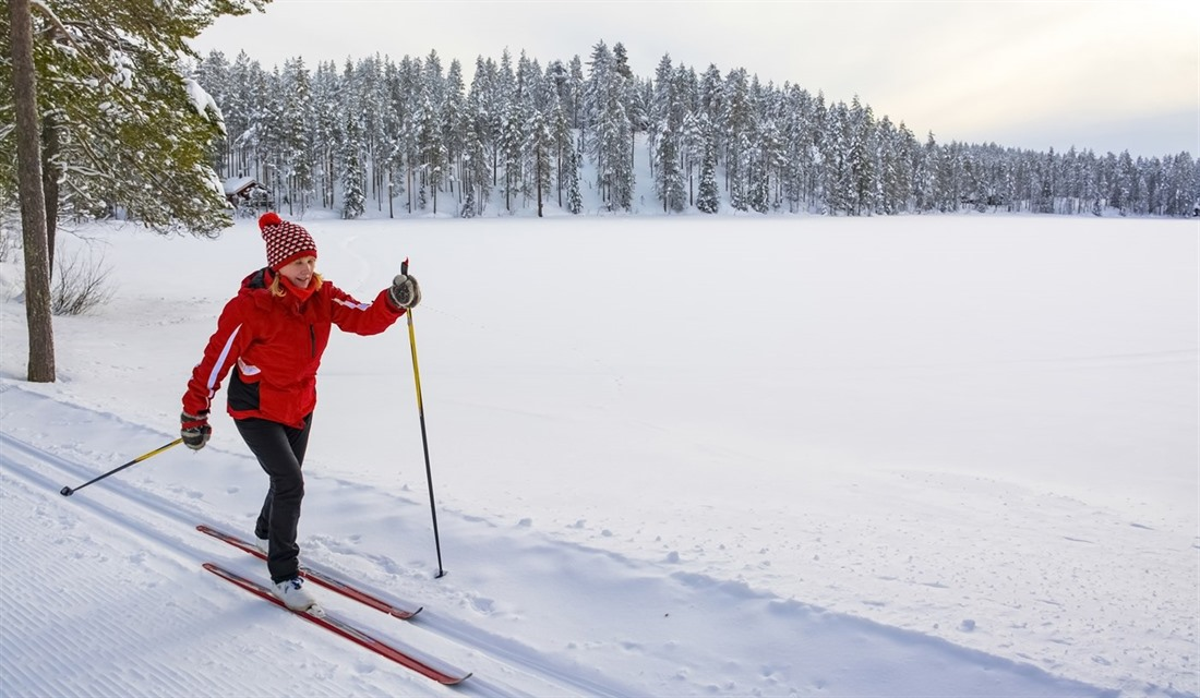 Five of the best winter activities in Finnish Lapland : Section 9