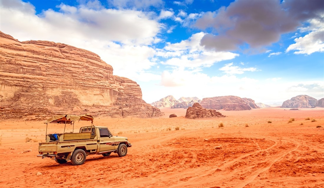 Five amazing ways to find adventure in Jordan : Section 4