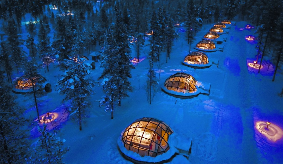 Guide to Lapland Winter Holidays; where to go and what to do : Section 6