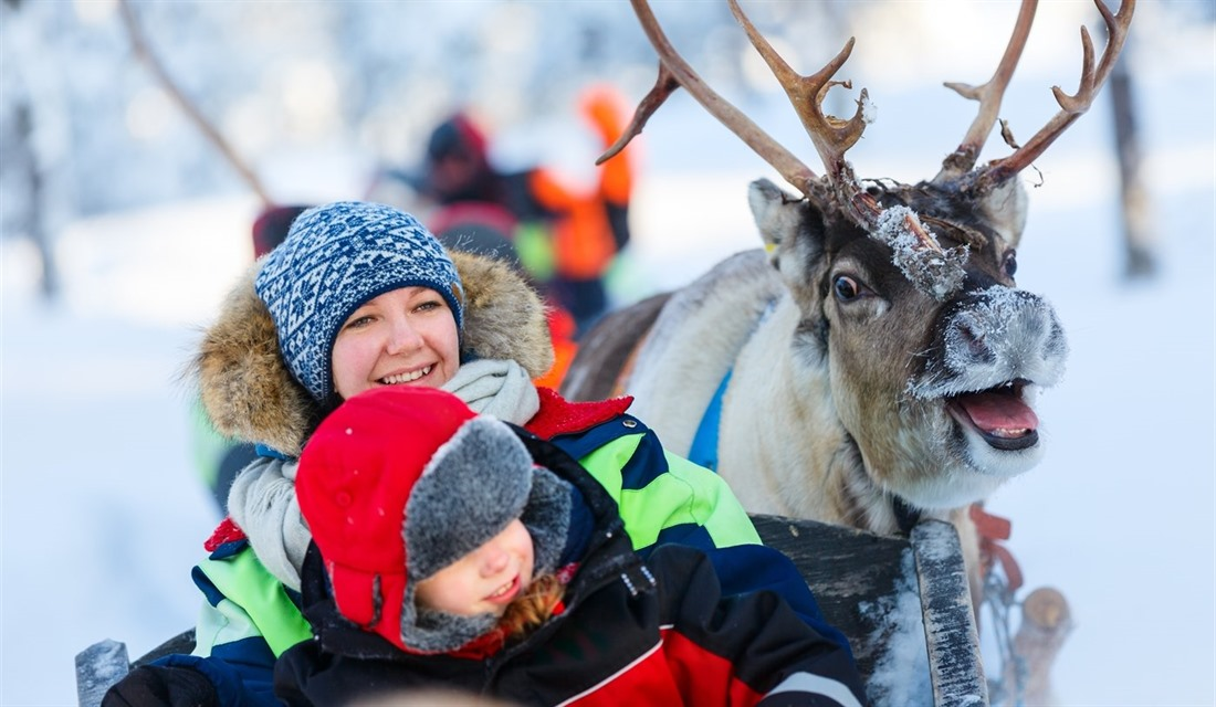Guide to Lapland Winter Holidays; where to go and what to do : Section 4