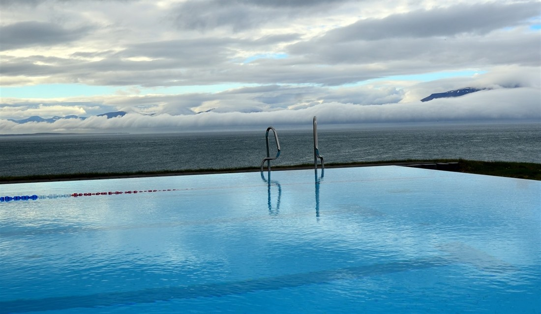 Top five places to swim in Iceland : Section 5
