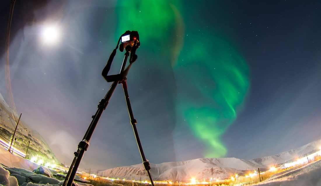 Where & when to see the northern lights this winter : Section 10