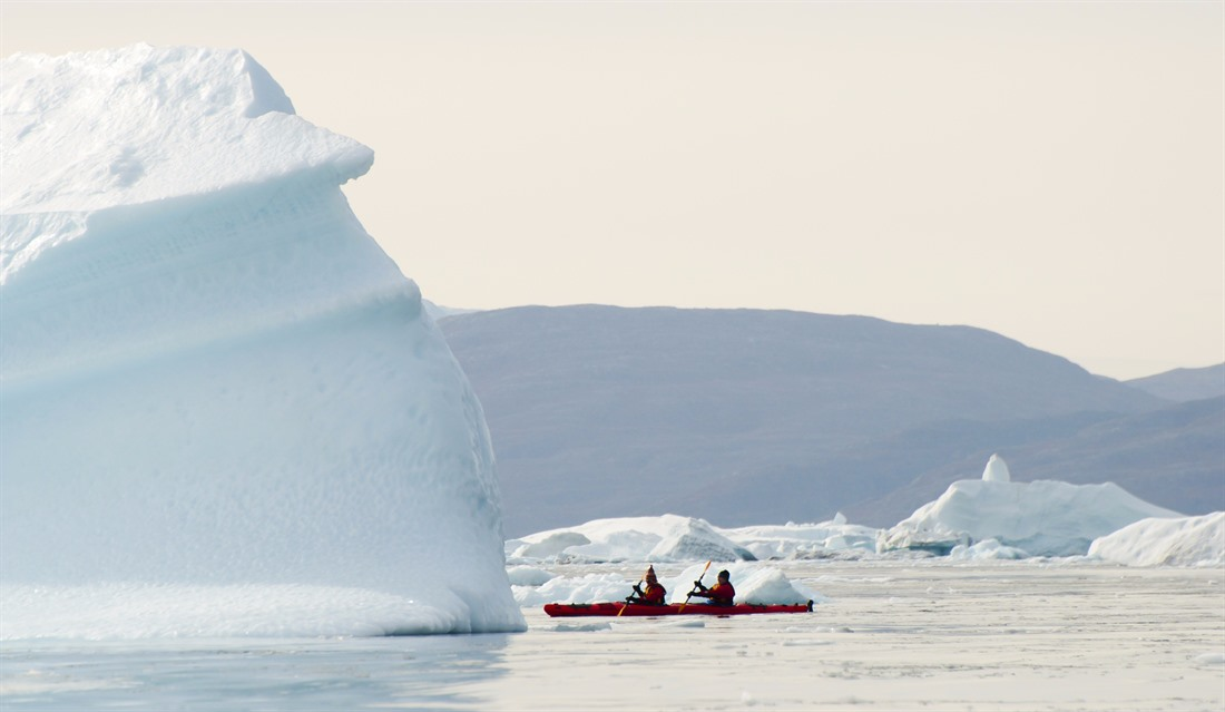 Five things to do in East Greenland : Section 4