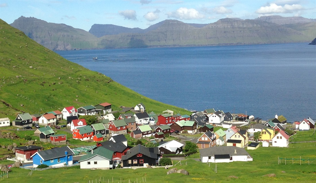 My Regent Moment: top ten photos of the Faroe Islands, by Steve Ryder : Section 11