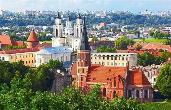 Lithuania: The Baltics' Best Kept Secret : Section 4