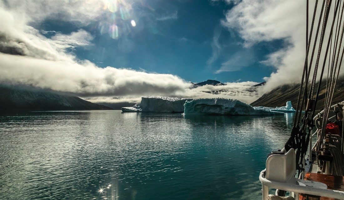 My Regent Moment: cruising in South West Greenland, by Garry Brisdion [Part 2] : Section 4