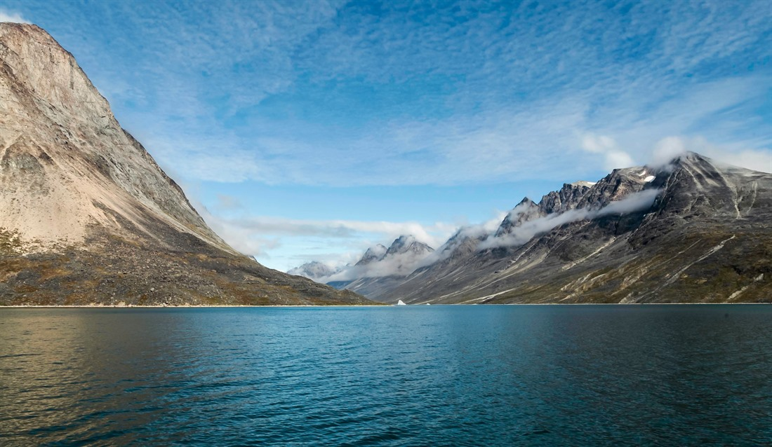 My Regent Moment: cruising in South West Greenland, by Garry Brisdion [Part 2] : Section 5