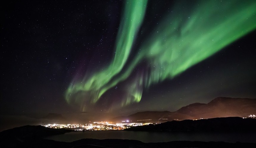Northern lights myths from around the world : Section 10