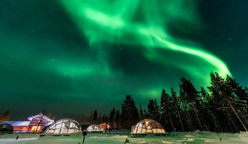 Northern lights myths from around the world : Section 2