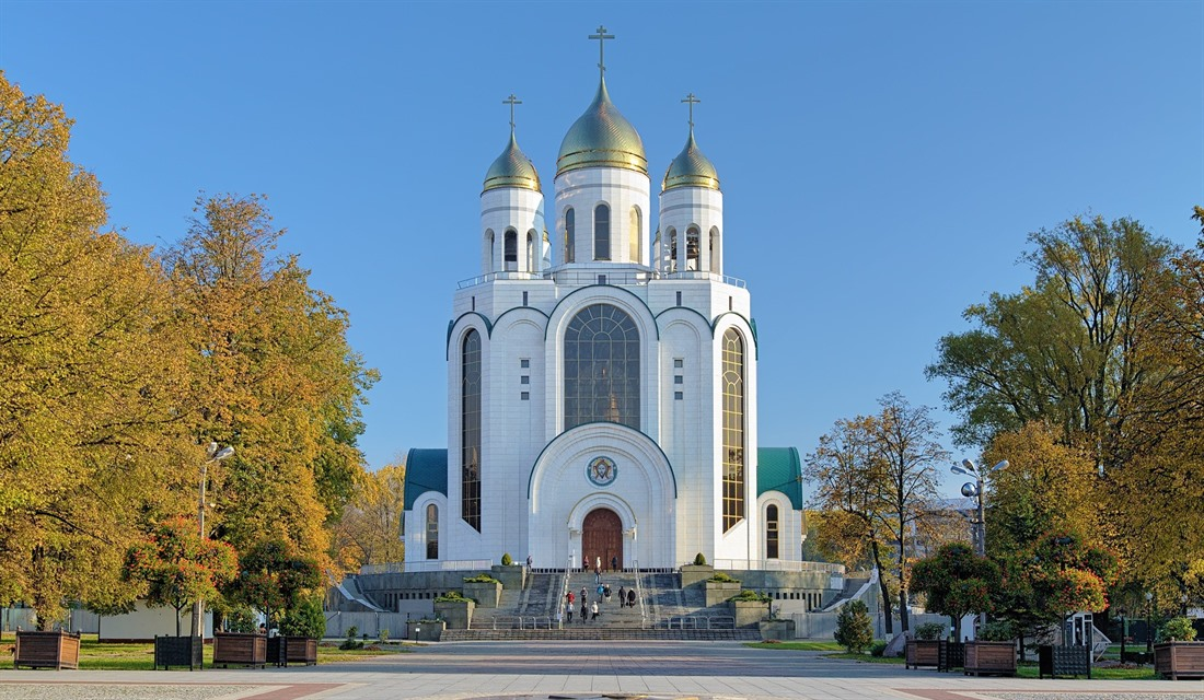 Kaliningrad Orthodox Cathedral