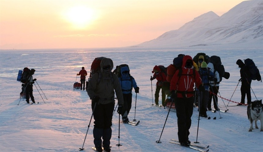 Top Five Summer Experiences in Svalbard  : Section 10