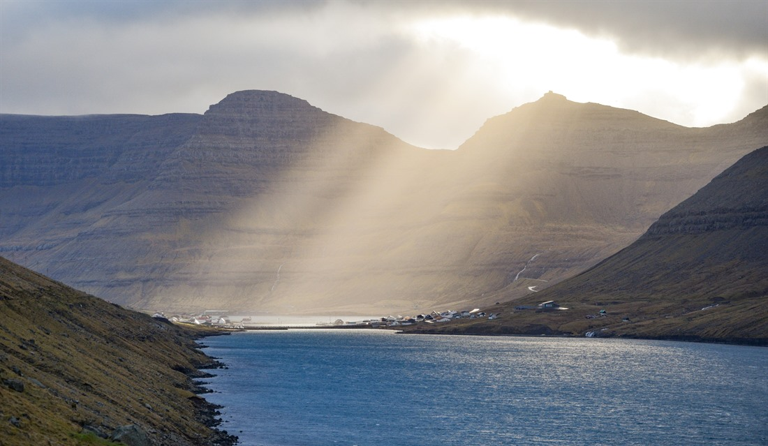 My Regent Moment: top ten photos of the Faroe Islands, by Sam Curry	 : Section 12