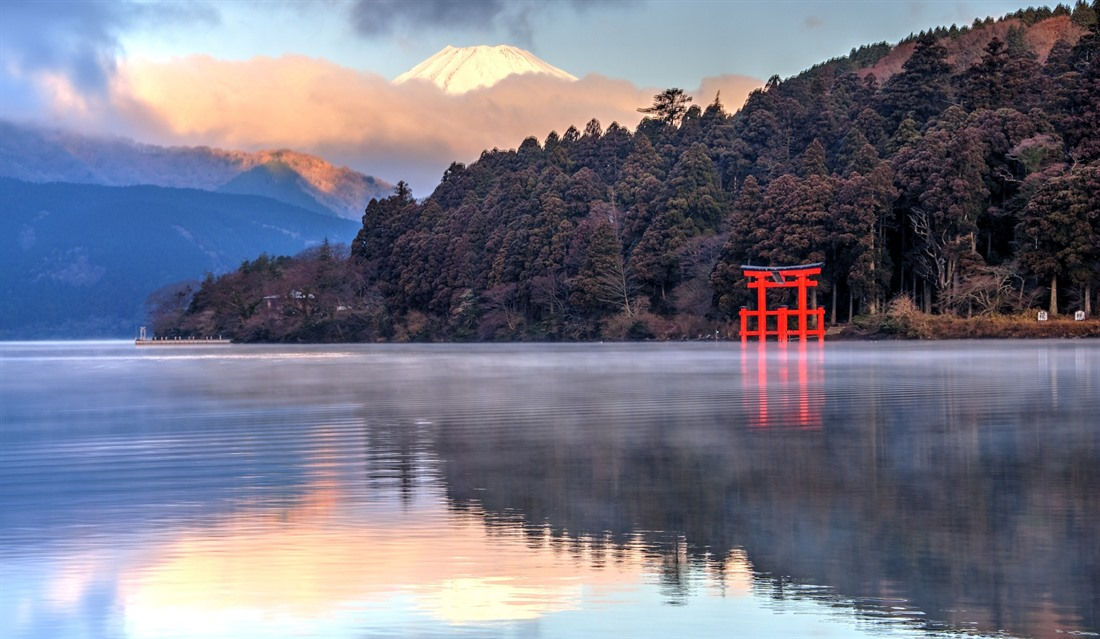 Why you should visit Japan in June : Section 5