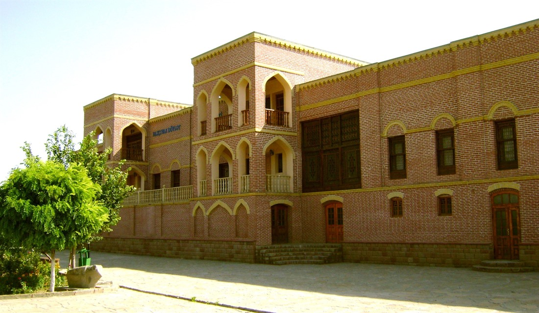 The Khan Palace in Nakhchivan