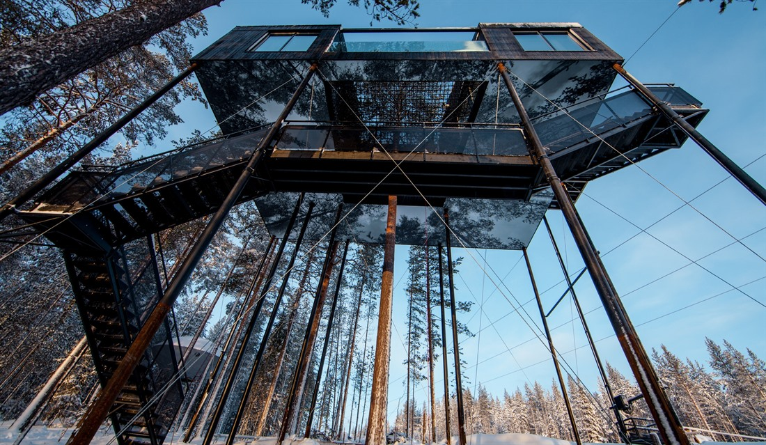 The 7th Room at the Treehotel