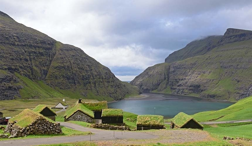 At Home in the Faroes : Section 2