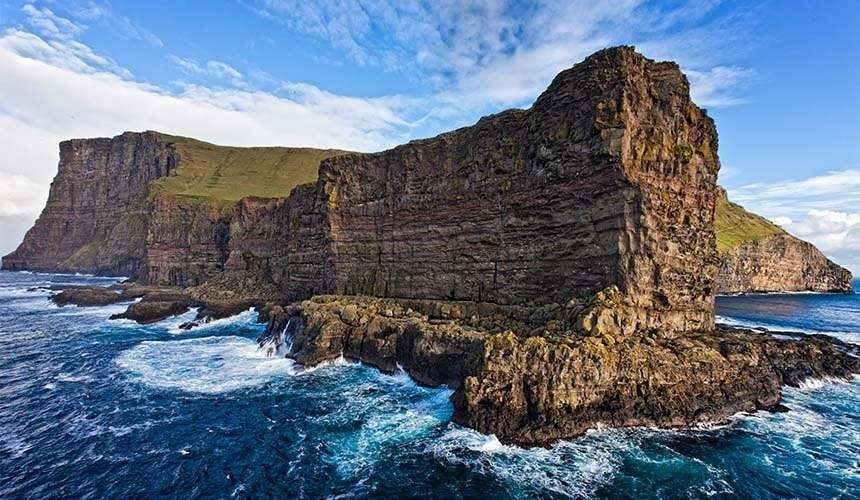 At Home in the Faroes : Section 10