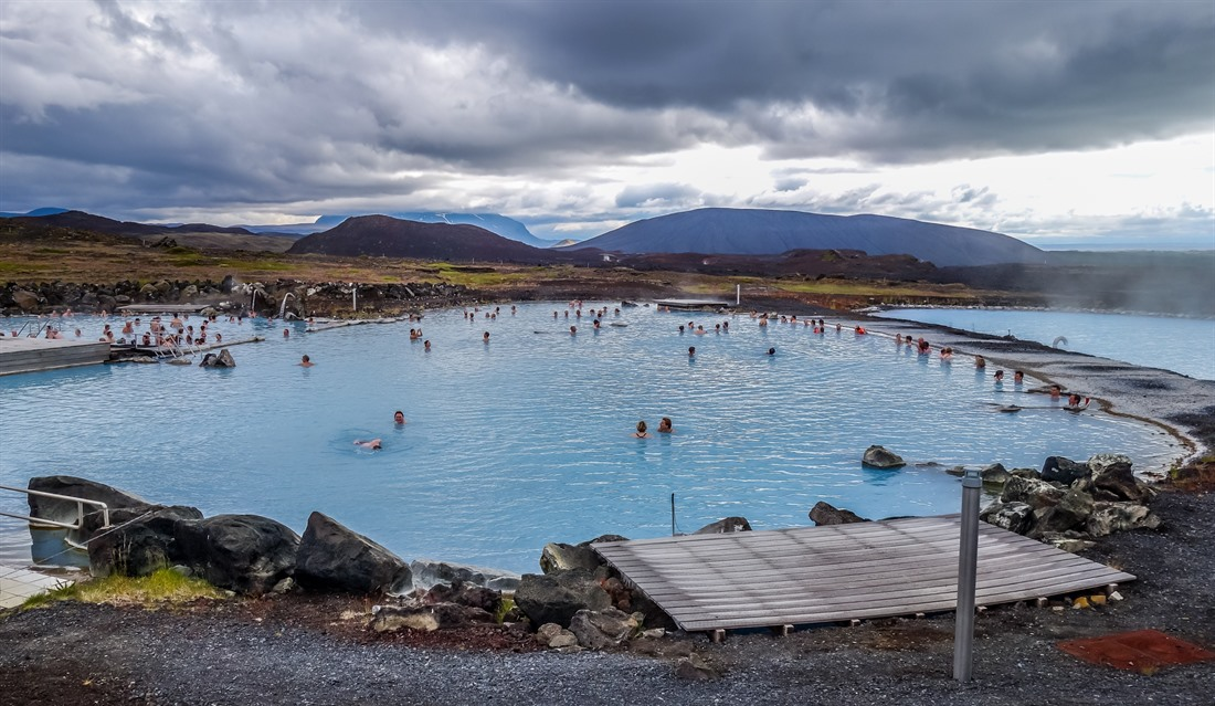 Iceland Spa Adventures : Section 4