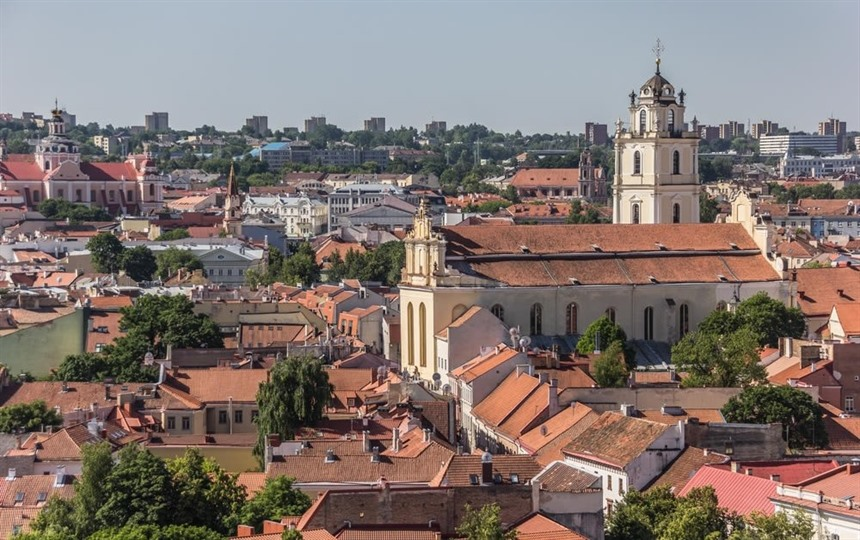 Vilnius: a perfect weekend getaway : Section 2