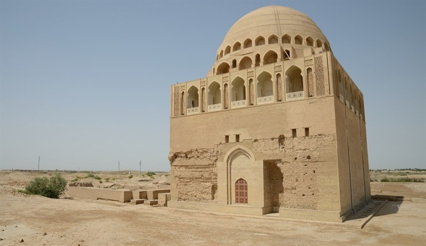 Where to go in Central Asia : Section 2