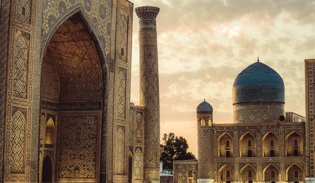 Where to go in Central Asia : Section 4