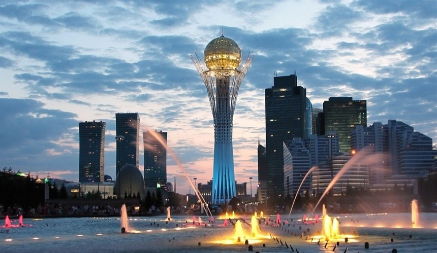 Where to go in Central Asia : Section 6