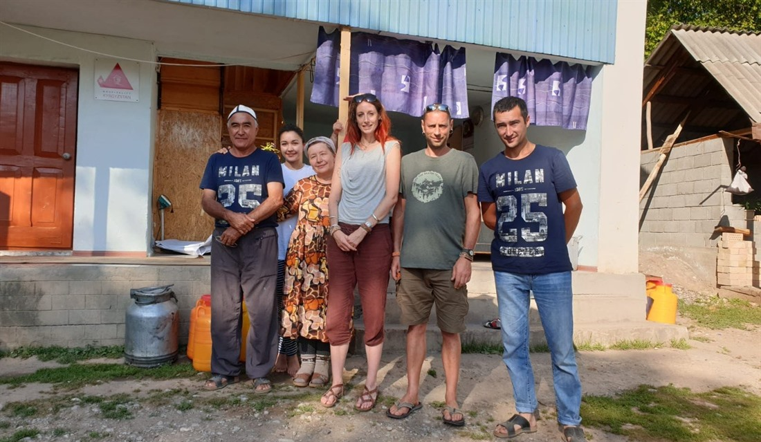 Exploring Kyrgyzstan : Section 8