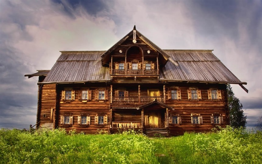 Discover Russia: the incredible wooden buildings of Kizhi island : Section 3
