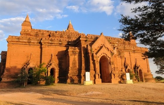 Biking in Bagan : Section 5