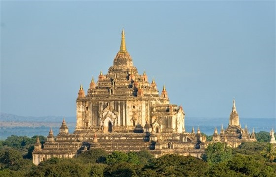 Biking in Bagan : Section 6