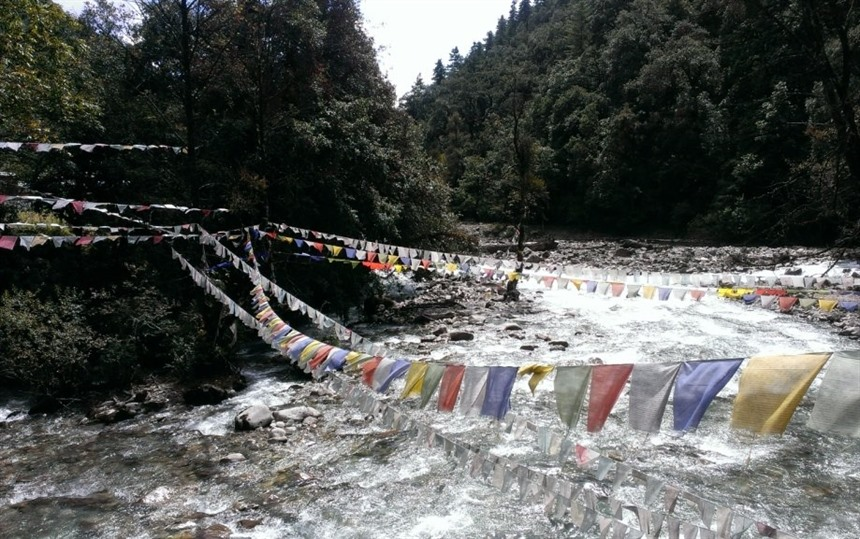 My Bhutan diary - Part two : Section 2