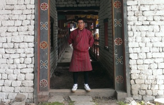 My Bhutan diary - Part two : Section 3