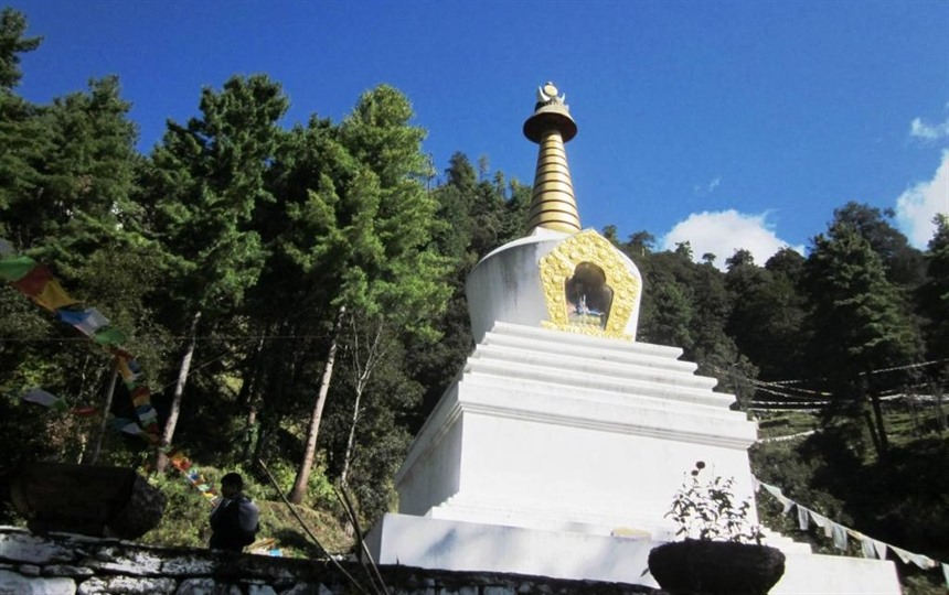 My Bhutan diary - Part two : Section 4