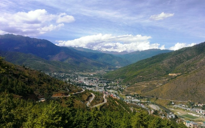 My Bhutan diary - Part two : Section 5