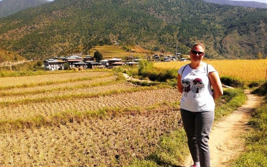 My Bhutan diary - Part two : Section 6