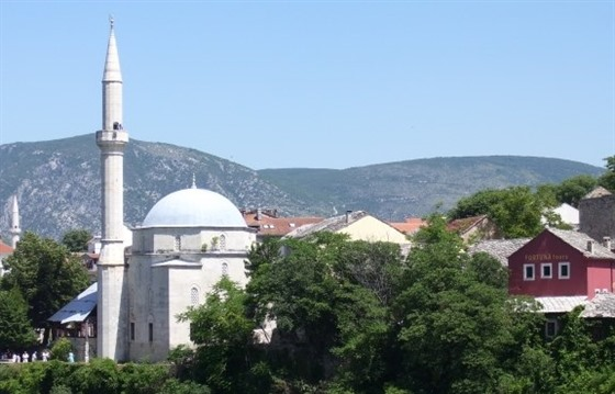 After the war: retracing childhood footsteps in Mostar : Section 4