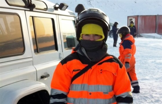 Snowmobiling in Iceland : Section 4